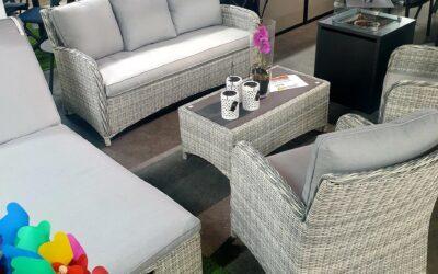 Salon de jardin et mobilier d'extérieur